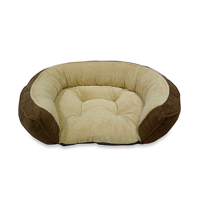 Cool Canine Creations Orthopedic Couch Stylestep In Bed In Brown Gmtry Best Dining Table And Chair Ideas Images Gmtryco