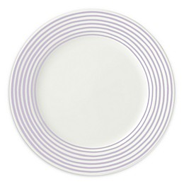 kate spade new york Charlotte Street™ East Dinner Plate in Lilac