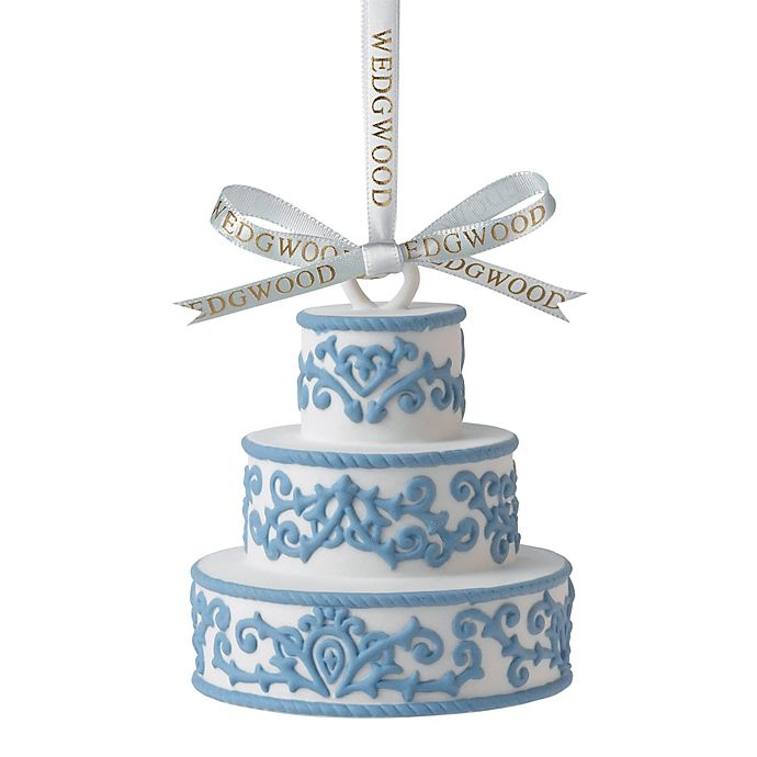 Wedgwood® 2013 Our First Christmas Together Ornament | Bed ...