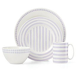 kate spade new york Charlotte Street™ North Dinnerware Collection in Lilac