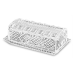 Bezrat Antique Covered Butter Dish