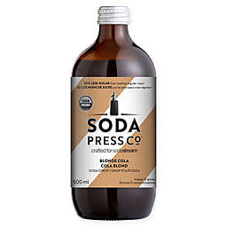 SodaStream® Soda Press Blonde Cola Drink Mix