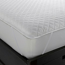 Ella Jayne Classic Quilted Mattress Protector in White