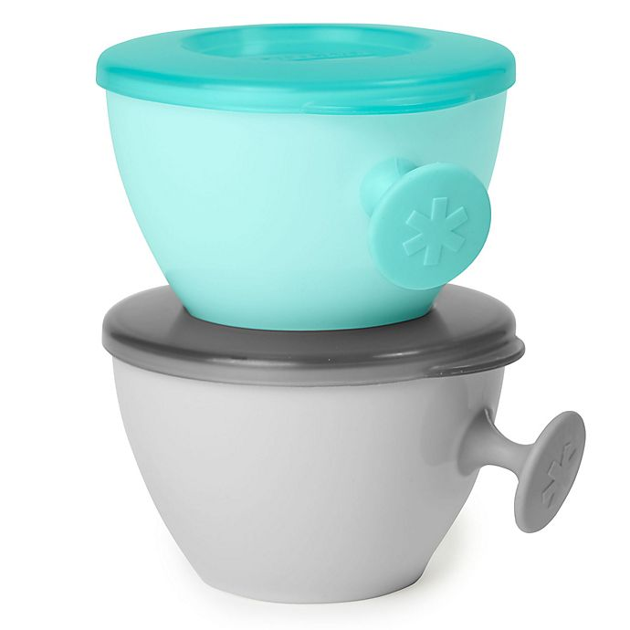 Alternate image 1 for SKIP*HOP® Easy Grab Bowls (Set of 2)