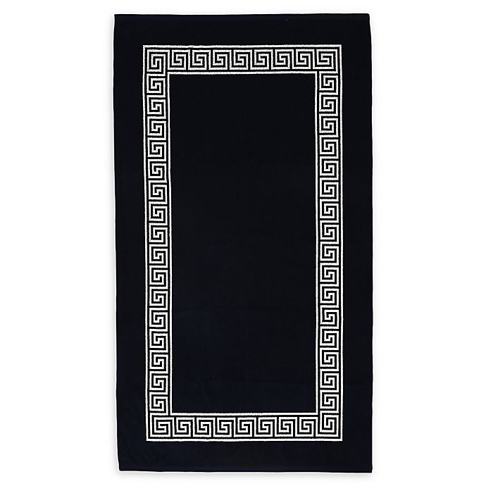 Alternate image 1 for Wamsutta® Greek Key Beach Towel