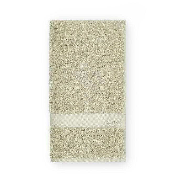 Alternate image 1 for Calvin Klein® Tracy Bath Towel