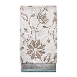 Isabel Hand Towel in Ivory
