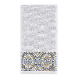 J. Queen New York™ Colette Bath Towel in Blue