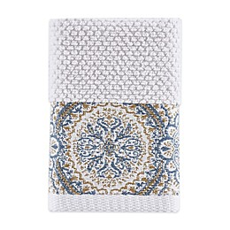 J. Queen New York™ Colette Fingertip Towel in Blue