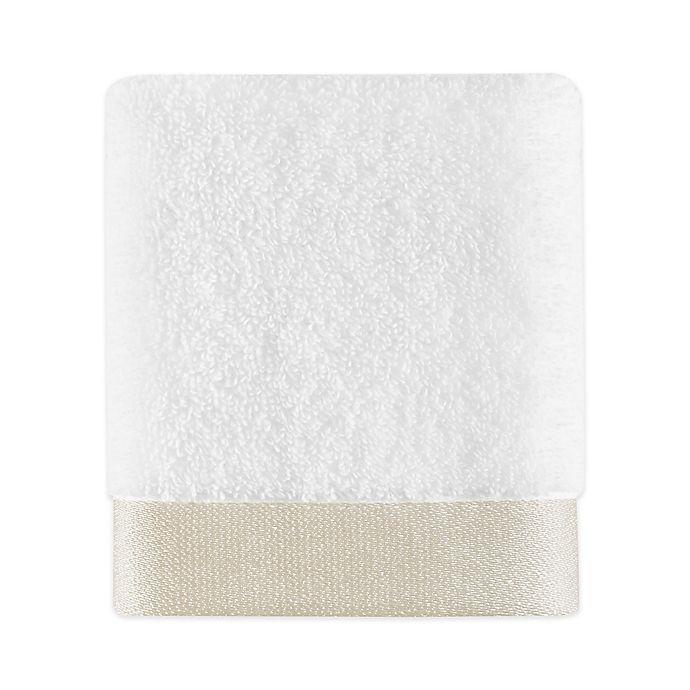 Alternate image 1 for J. Queen New York™ Soho Fingertip Towel in Champagne