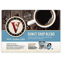 Victor Allen® Donut Shop Coffee Pods for Single Serve Coffee Makers 100-Count