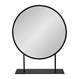 Kate and Laurel™ Rouen 18-Inch x 22-Inch Round Table Mirror