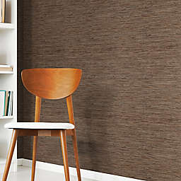 Roommates® Grasscloth Peel & Stick Wallpaper