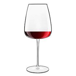 Luigi Bormioli Talismano Bordeaux Wine Glasses (Set of 4)