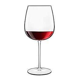 Luigi Bormioli Talismano Burgundy Wine Glasses (Set of 4)