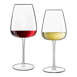 Luigi Bormioli Talismano Red & White Wine Glasses (Set of 8)