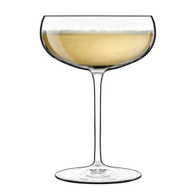 Alternate image 1 for Luigi Bormioli Talismano Martini Glasses (Set of 4)