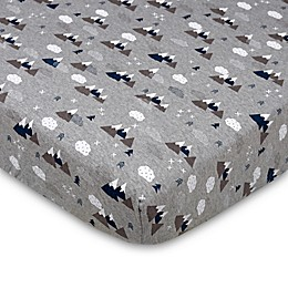 Lolli Living™ by Living Textiles Peaks Fitted Crib Sheet