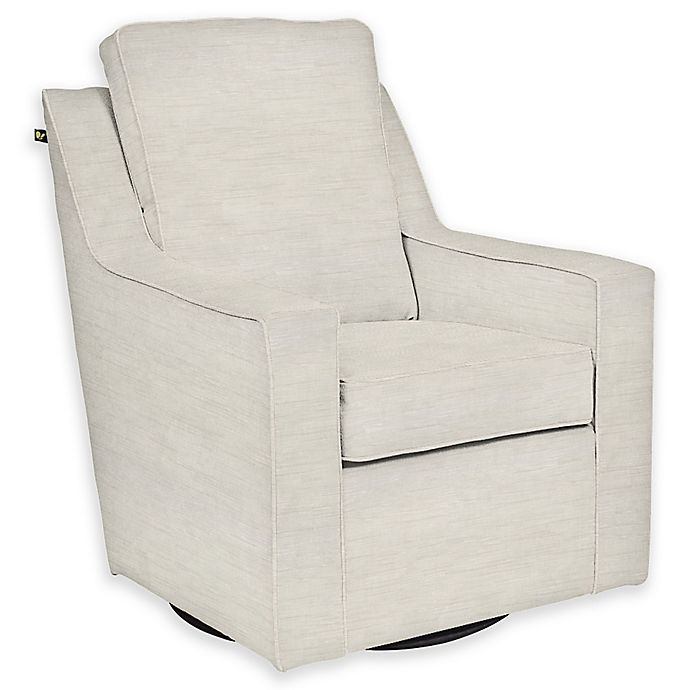 Alternate image 1 for The 1st Chair™ Custom Ellis Swivel Glider
