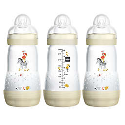 MAM 3-Pack 9 fl. oz. Anti-Colic Bottles