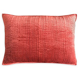 Global Caravan Moroccan Tile Channel Stitch Throw Pillow