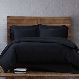 Brooklyn Loom Classic 3-Piece Duvet Cover Set