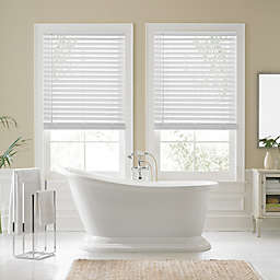 Real Simple® Faux Wood Cordless Shade