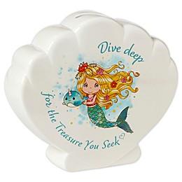 Precious Moments™ Mermaid Shell Bank