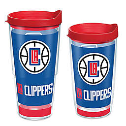 Tervis® NBA Los Angeles Clippers Swish Wrap Tumbler with Lid