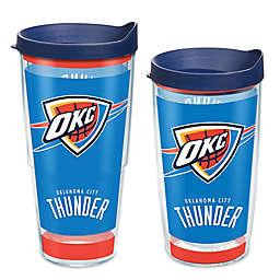 Tervis® NBA Oklahoma City Thunder Swish Wrap Tumbler with Lid