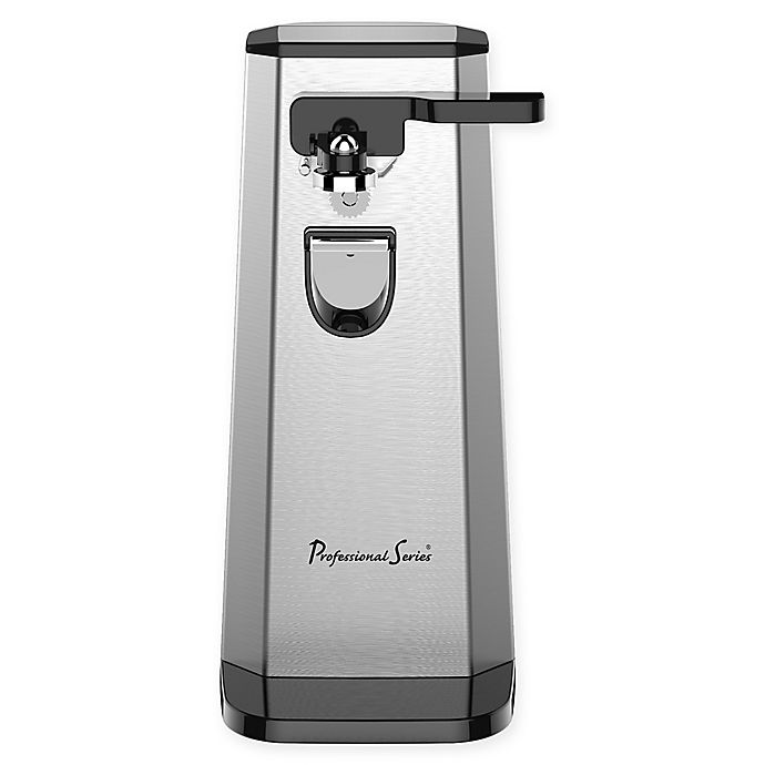 Alternate image 1 for Professional Series® Stainless Steel Can Opener
