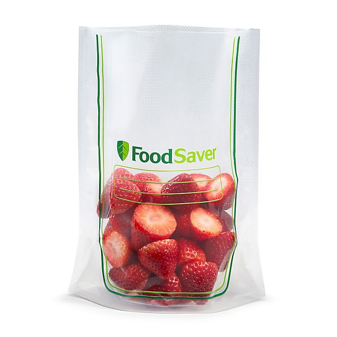 Alternate image 1 for FoodSaver® Easy Fill  Vacuum Sealer Bags