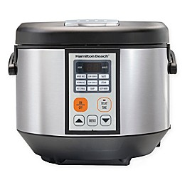 Hamilton Beach® 4.5 qt. Digital Multi-Cooker