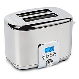 All-Clad 2-Slice Stainless Steel Digital Toaster