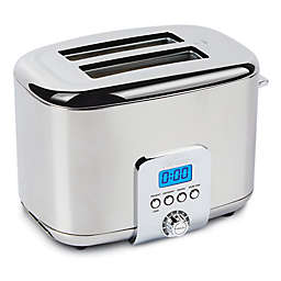 All-Clad 2-Slice Stainless Steel Digital Toaster