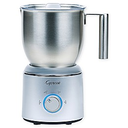 Capresso® FrothSelect Automatic Milk Frother in Silver