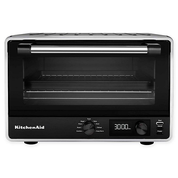 Alternate image 1 for KitchenAid® Digital Countertop Oven in Black Matte