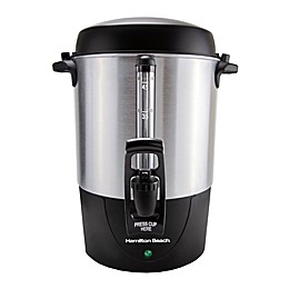Hamilton Beach® Fast Brew 45 oz. Coffee Urn in Black