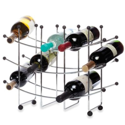 Oenophilia Fusion 15 Bottle Wine Rack Bed Bath Amp Beyond