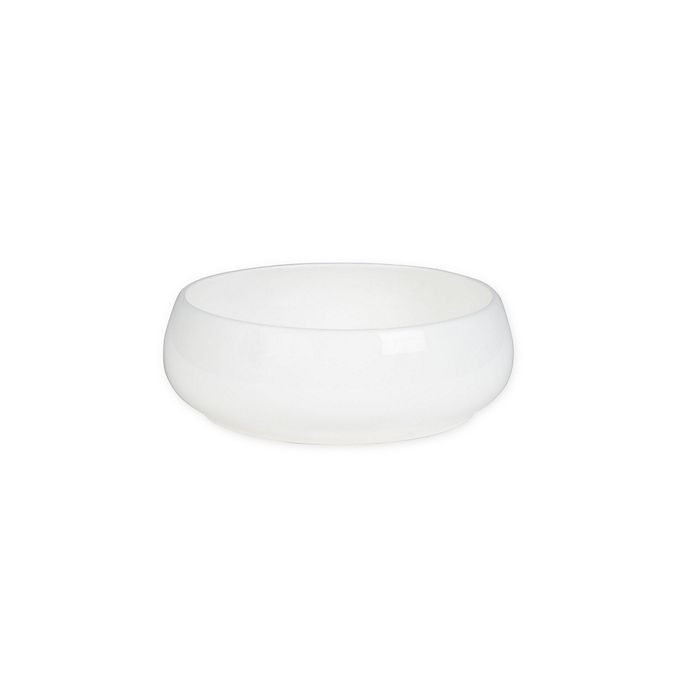 Alternate image 1 for Nevaeh White® by Fitz and Floyd® Modern Coupe Soup/Cereal Bowl