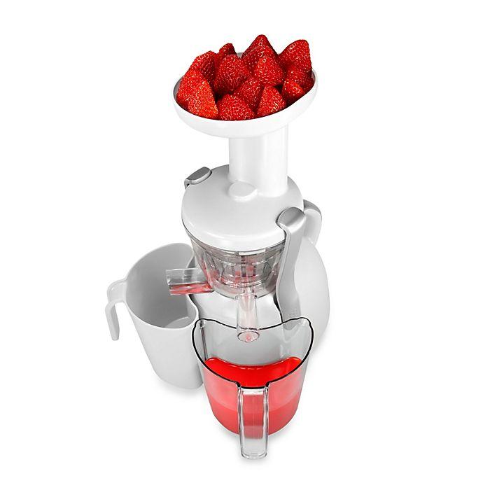Alternate image 1 for Big Boss™ Nutrition System Slow Juicer