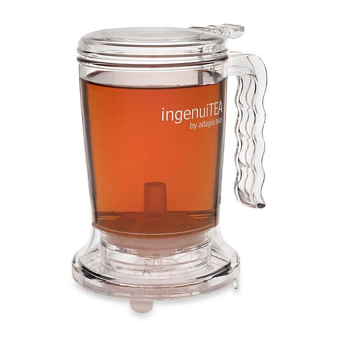 Alternate image 1 for adagio teas Ingenuitea 28-Ounce Teapot