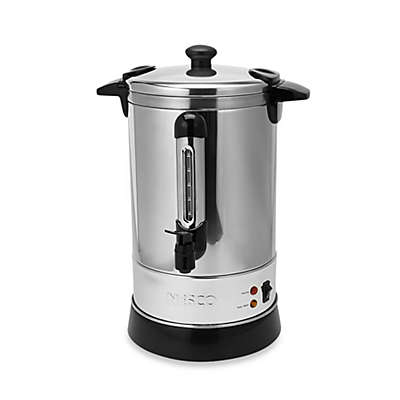 Nesco® 30-Cup Stainless Steel Double-Wall Insulated Electric Coffee Urn