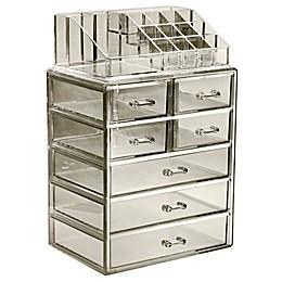 Sorbus 2-Piece 7-Drawer Vanity Organizer