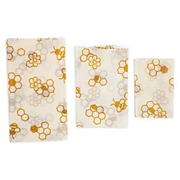 Core Kitchen Beeswax Food Wraps (Set of 3)