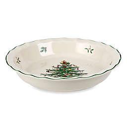 Spode® Christmas Tree 10-Inch Pie Dish