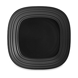 Mikasa® Swirl Square Dinner Plate in Graphite