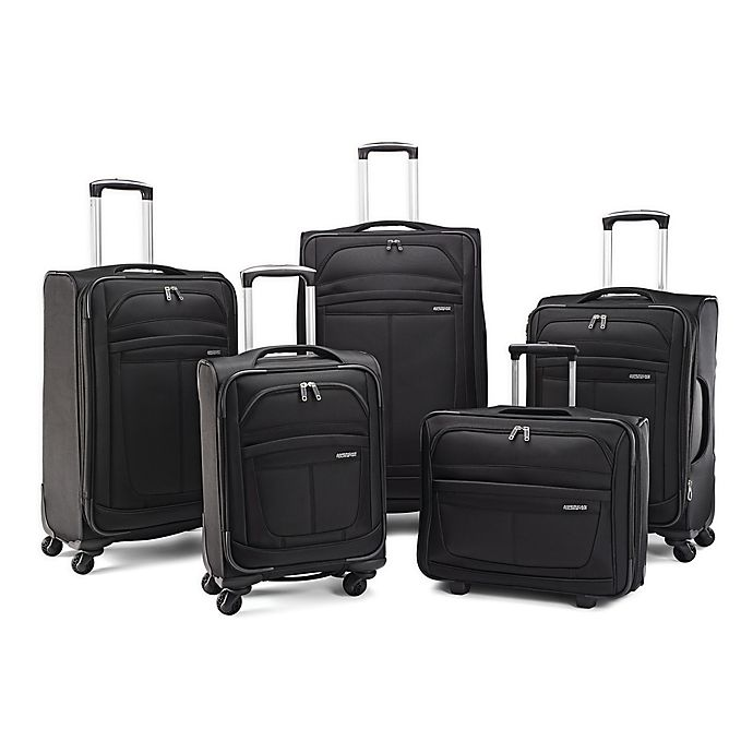 Alternate image 1 for American Tourister® DeLite 3 Spinner Luggage Collection