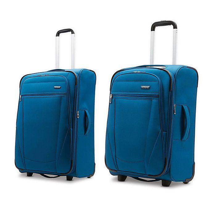 Alternate image 1 for American Tourister® Blast XLT Softside Upright Checked Luggage