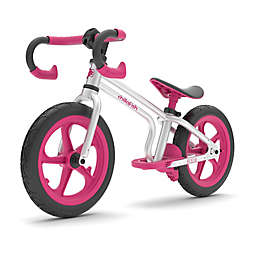 Chillafish Fixie Balance Bike in Pink